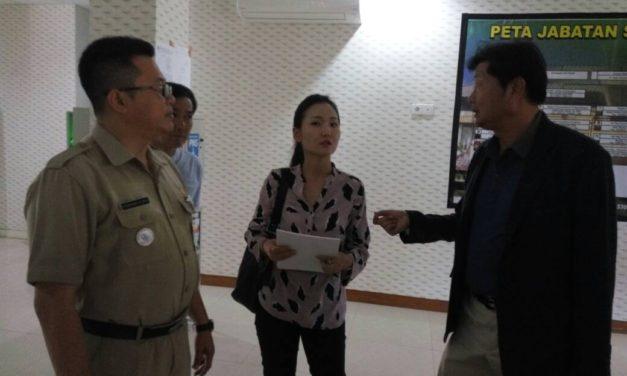 Selasa, 23 Mei 2017 : Rencana Hospital Inspection ( Korean Airlane)
