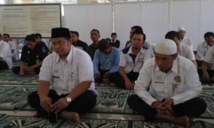 Tausyiah dan Pengajian Umum selama Bulan Ramadhan 1438 H