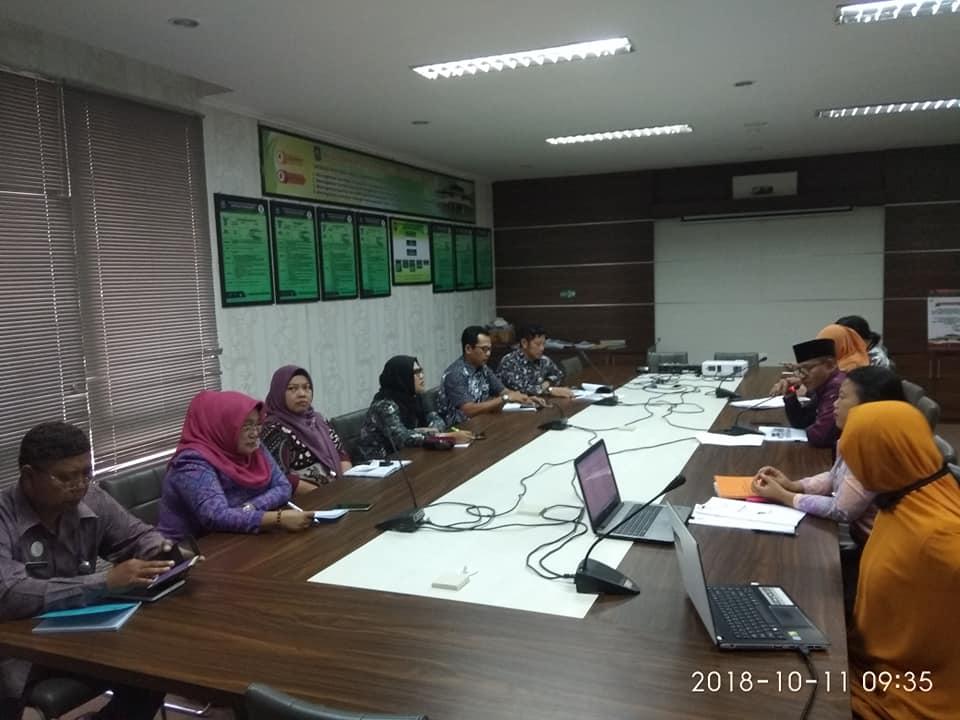 Drs. Azhar Syaria, MM Bersama Tim Memberikan Pendampingan dan Memperkuat Akuntabilitas dan Transparansi Pengelolaan Keuangan RSUD Provinsi NTB