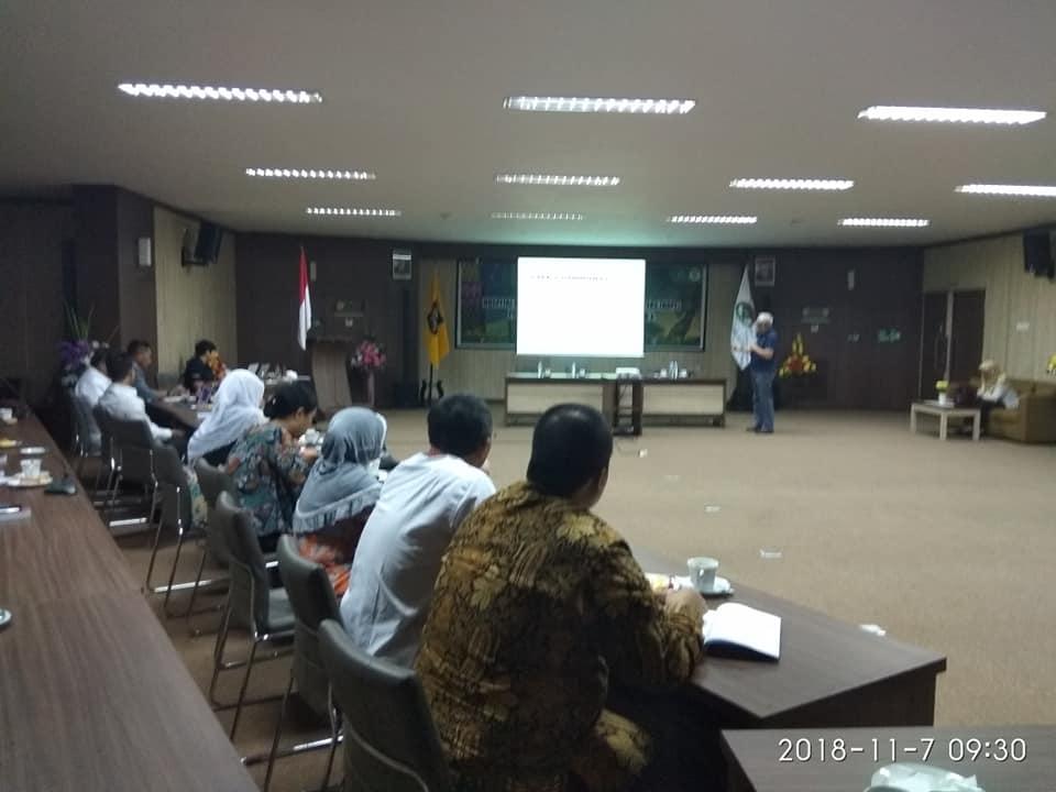 Workshop HOPE Hari Pertama Resmi Dibuka Oleh Kepala Dinas Kesehatan Provinsi NTB