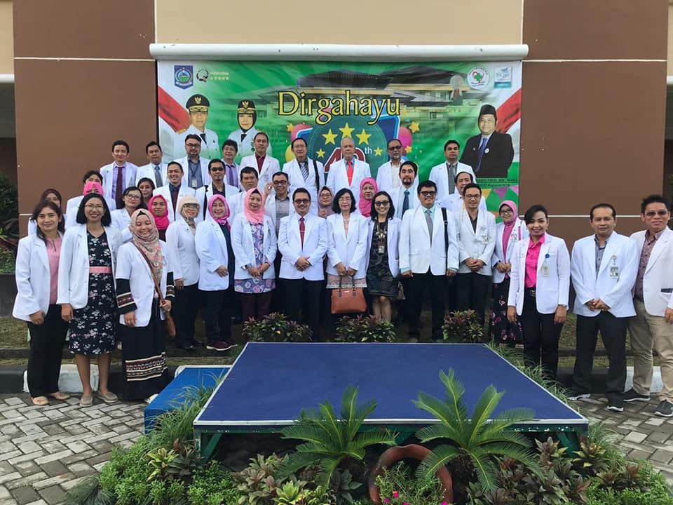 Apel Siaga dan Rangkaian Acara HUT RSUD Provinsi NTB Ke-49 (1)