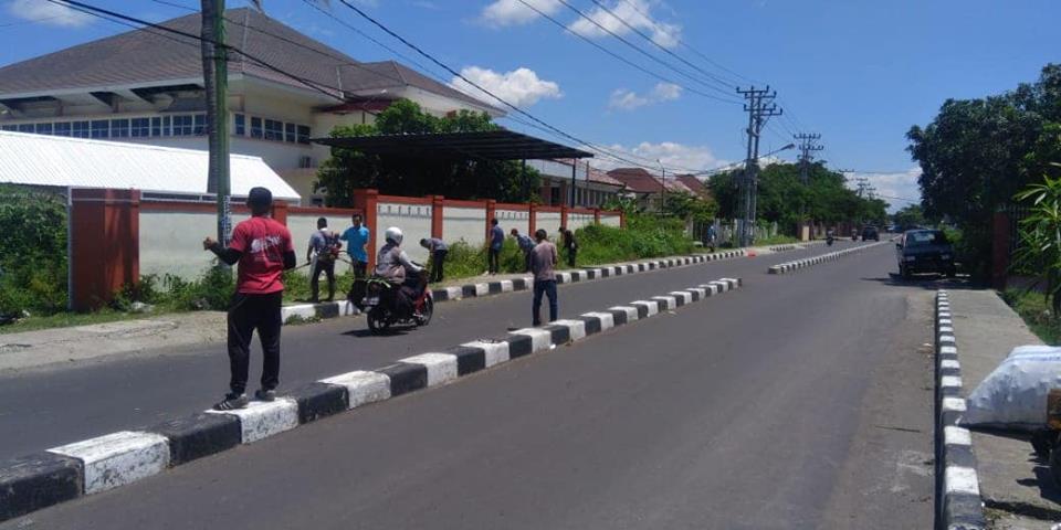 Sosialisasi dan Koordinasi RSUD Provinsi NTB Menuju Green and Healthy Hospital