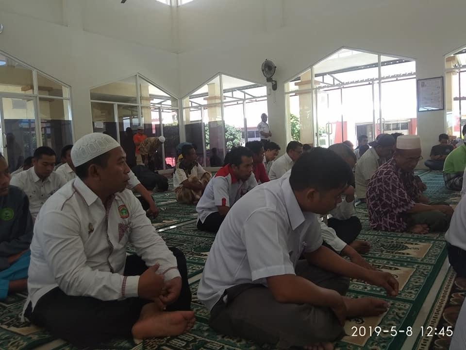 Kegiatan Imtaq Selama Bulan Suci Ramadhan Dilaksanakan Ba'da Dzuhur di Masjid Assyifa
