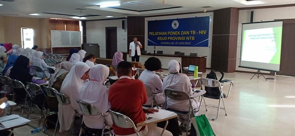 Pelaksanaan In House Training PONEK, TB dan HIV Dihadiri Oleh Direktur dan Jajaran Direksi