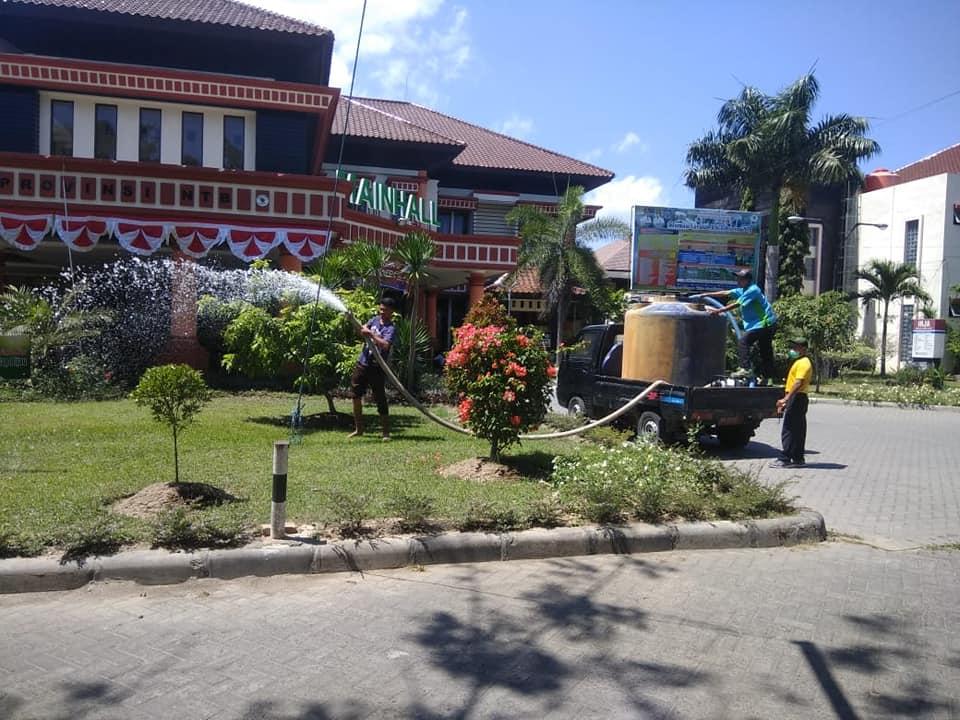 Istiqomah RSUD Provinsi NTB Menuju Green Hospital