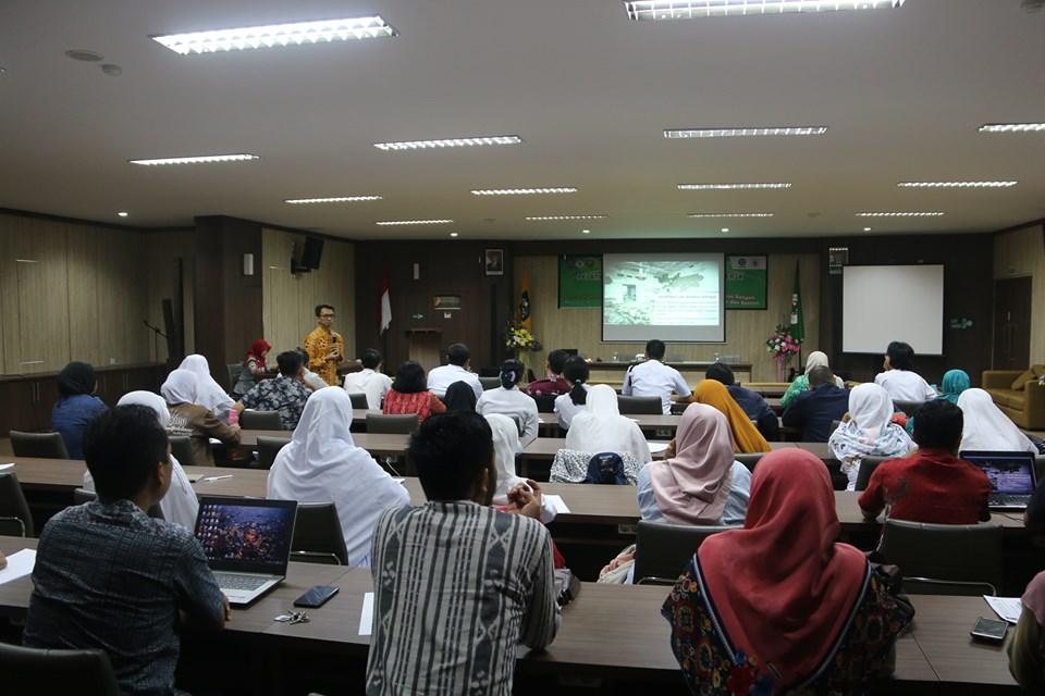 Bidang Diklat dan K3RS Team Gelar Pelatihan K3RS bagi Civitas Hospitalia