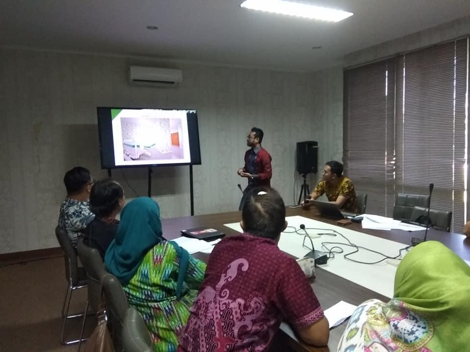 Pembahasan Penempatan Alat & Tata Ruang Brachiterapy Instalasi Radioterapi RSUD Provinsi NTB