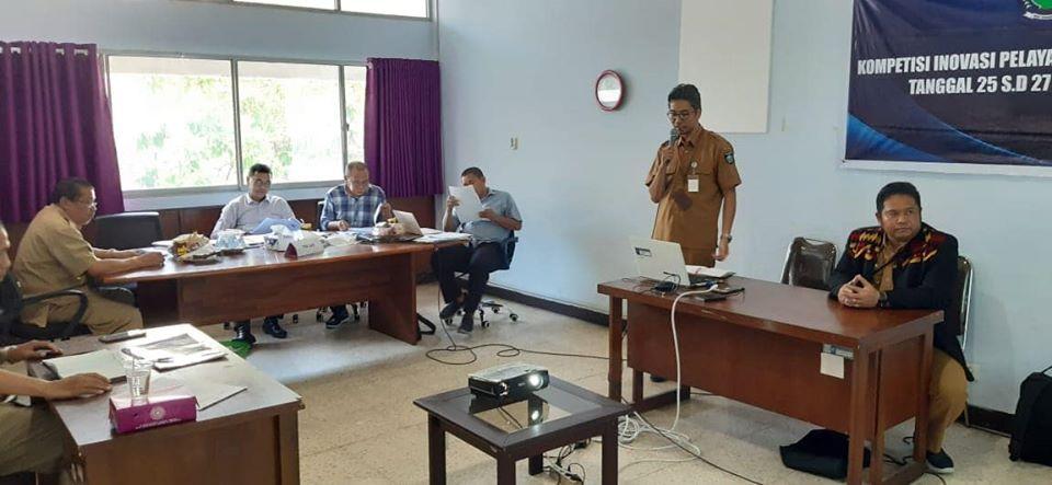 Tim RSUD Provinsi NTB menuju eNTeBe NOVIK 2019