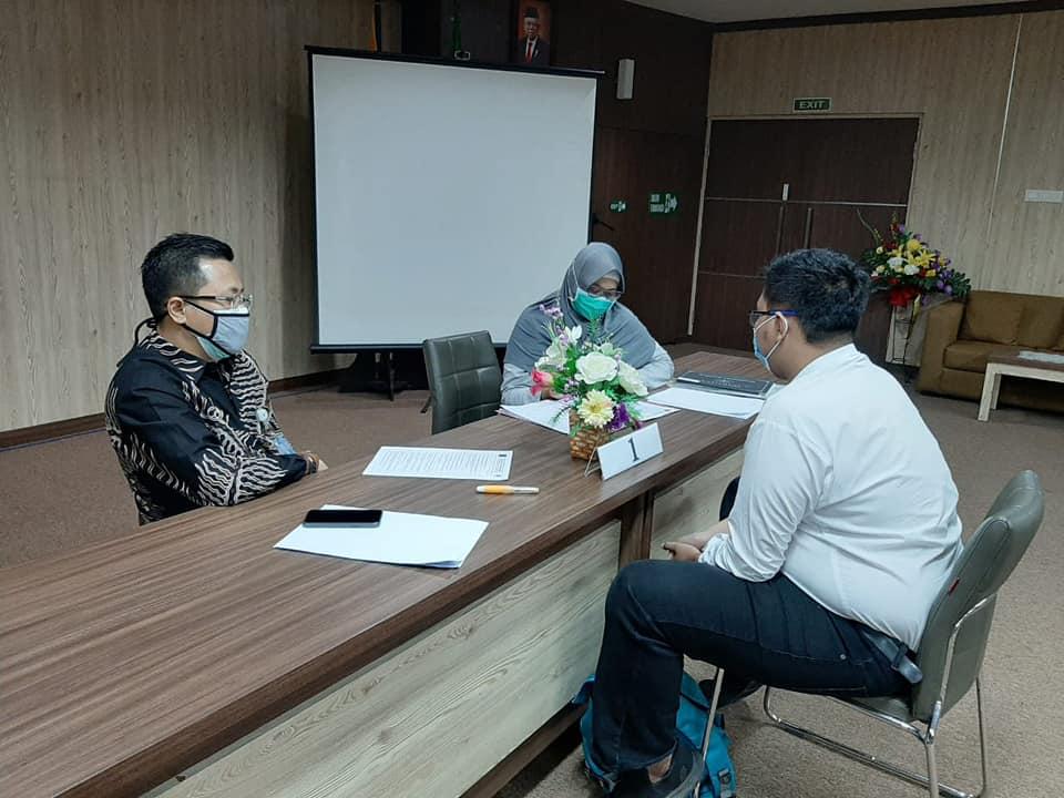 Suasana Tes Wawancara dan Skill Lab/Uji Keterampilan Hari Kedua Seleksi Penerimaan Tenaga Kesehatan dan Non Kesehatan RSUD Provinsi NTB