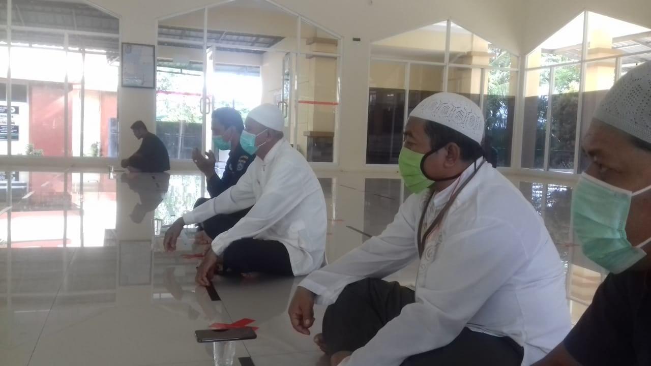Kajian Tafsir Al-Qur'an Disampaikan oleh Ust. Dr. H. Syamsu Syaukani. Lc. MA Pada Imtaq Hari Ini