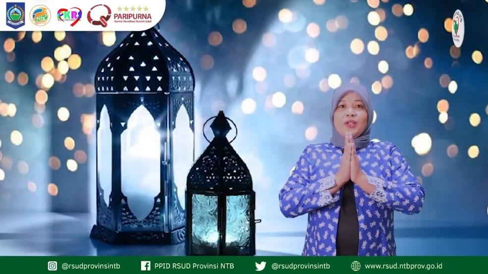 Ramadhan Sehat : Tips Berpuasa dengan Gizi Seimbang